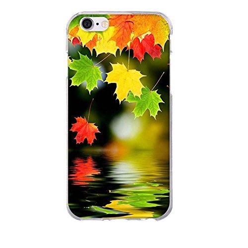 Custodia iPhone 6 6S Cover, Fubaoda Custodia Chiaro Cristallo, [Scheletro] Immagine vivida, TPU Bumper Case Silicone Case 6 6S, Anti-graffio Copertura Tacsa Caso Case Cover per Apple iPhone 6 6S pic: 24