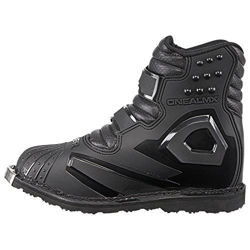 O'Neal Rider Boot EU Shorty MX Cross Stiefel Kurz Schuhe Motorrad Enduro Motocross Offroad, 0344-2, Größe 43 - 3