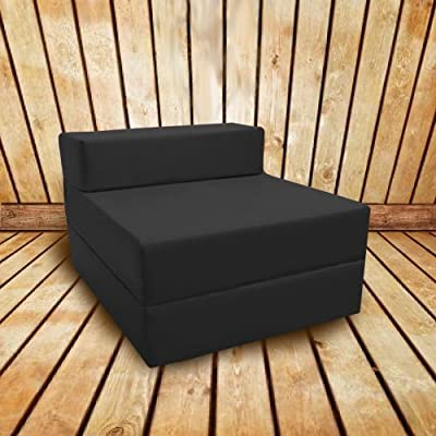 Shopisfy Waterproof Slipcover For Single Fold Out Z Bed
