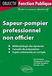 Sapeur Pompier Professionnel Non Officier