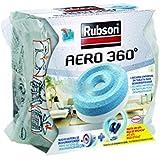 Rubson 1898051 - Recambio para deshumidificador Aero360, color azul claro y blanco