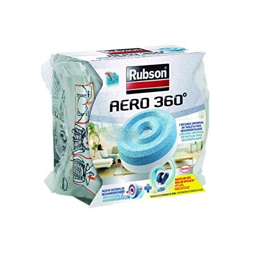 Rubson AERO 360° Tableta recambio olor neutro, absorbe