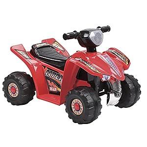 MGM 119053-Quad Portador-Motor-Rojo