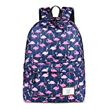 Best AmazonBasics Kids Backpacks - 15.6-inch Laptop Student Backpack, Flamingo Pattern Cartoon Bag Review