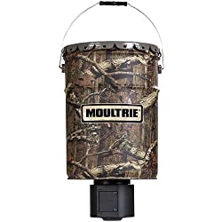 Moultrie 6.5-Gallon Quiet Hanging Deer Feeder by Moultrie