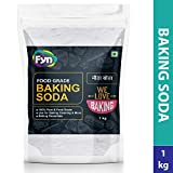 FYN Pure Baking Soda Powder (1kg) - Aluminium Free & Food Grade