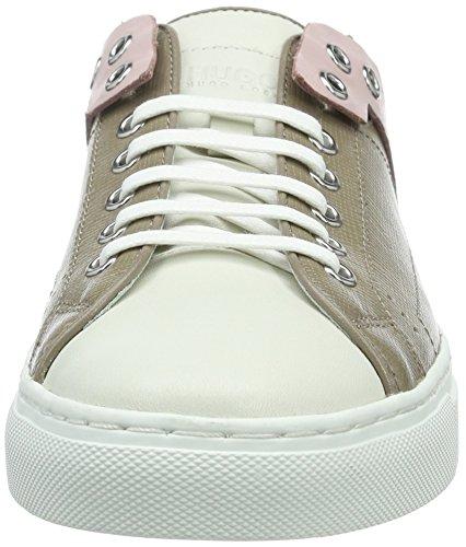 HUGO Damen Corynna-Trio 10191393 01 Sneaker Pink (Pastel Pink 687)