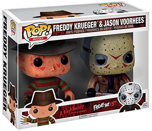 Freddy vs. Jason Freddy Krueger & Jason Voorhees (Doppelpack) - Vinyl Figure Sammelfigur Standard