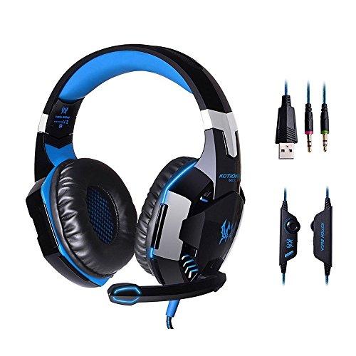 kotion-each-g2000-ohrhorer-stirnband-35mm-klinkenstecker-mit-mic-stereo-bass-led-light-mit-stummscha