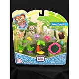 Jungle In My Pocket 15 Piece Playset Style 3 by InMyPocket