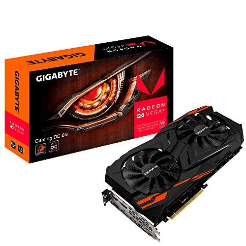Gigabyte RX VEGA 56 GAMING OC 8G Radeon RX Vega 56 8GB, GV-RXVEGA56GAMING OC-8GD