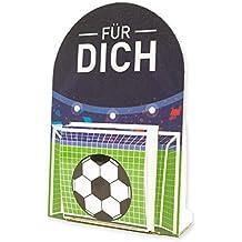Suchergebnis Auf Amazon De Fur Karte Geldgeschenk Fussball