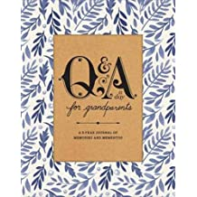 Q&A a Day for Grandparents: A 3-Year Journal of Memories and Mementos (Potter Style)