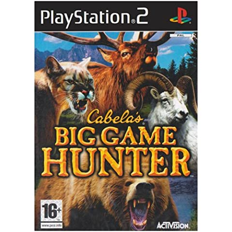 Cabela's Big Game Hunter (PS2) [Importación inglesa]