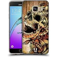 Head Case Designs Piranha Hydro-Crânes Étui Coque en Gel molle pour Samsung Galaxy A3 (2016)