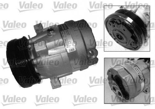 Valeo 699075 Kompressor, Klimaanlage
