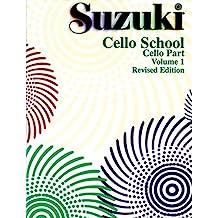 Suzuki Cello School 1: Cello Part (Suzuki Cello School, Cello Part)
