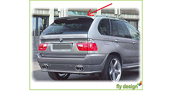 Car Tuning24 41566647 Wie Performance Und M3 X5 E53 Toit Abs Spoiler Posteriore Alettone 100 Fit Type A Auto