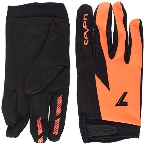 Sieben MX 17,1Annex Volt Erwachsene Handschuh, Flo Orange, Größe 2X L - Fox Racing Mädchen Handschuh