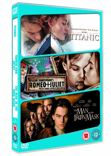 Image of Titanic/The Man In The Iron Mask/Romeo And Juliet [DVD]