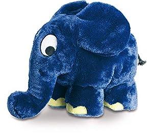 Schmidt Spiele 42189 Elefante Azul Juguete de Peluche - Juguetes de Peluche (Elefante, Azul, 220 mm, 170 g)
