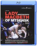 Lady Macbeth de Mtsensk [Blu-ray] [Import italien]