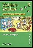 Zahlenzauber 3. Mathe-Spiele mit Simsala und Bim. CD-ROM