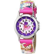 Technoline Wt 932 - Reloj Infantil de Pulsera, diseño de Princesas Disney
