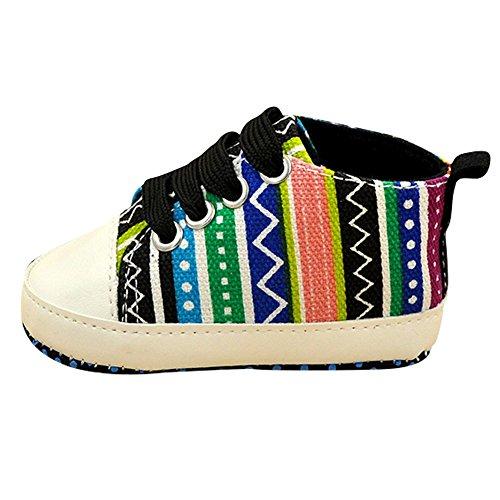 Moresave , Chaussures premiers pas pour bébé (fille) K