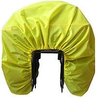 ZONSUSE Cubierta de Lluvia para Bicicleta Impermeable Ultra Delgado Ligero Cubierta para la Lluvia Cubierta Protector al Aire Libre contra Lluvia