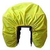 Jiele Fahrrad Wasserdichte Regenhülle hinten Sitz Tasche Regenhaube Fahrradtasche Bike Commuter Tasche Regen Cover