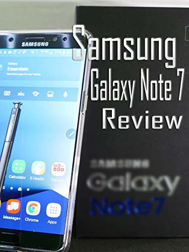 Samsung Galaxy Note 7 Review [OV]