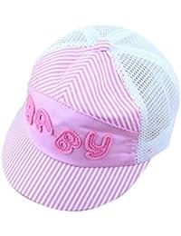 Leisial Prestante Unisex Bambino Cappellino da baseball Cappello da sole  estivo in tinta unita per scuola 03f131b21a40