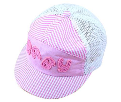 QinMM Sombrero Floral Lindo para ni/ñas beb/é Gorra de Sol de Bowknot de Verano Playa