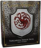 Noble Collection NN0055-Game of Thrones House Targaryen-Crest