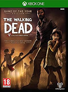 The Walking Dead : saison 1 - édition jeu de l'année FR by Walking Dead Complete 1st Season X (B00JXZNF28) | Amazon price tracker / tracking, Amazon price history charts, Amazon price watches, Amazon price drop alerts