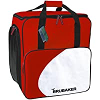 HENRY BRUBAKER 'Lake Placid' Ski Boot Bag Backpack Holds Complete Equipment Incl. Helmet