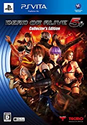 Dead or Alive 5 Plus Collectors Edition (Included with Tina Cheerleader Costume Ayane Download Serial, Haze Inclusion Benefits Edition)(japan Import)