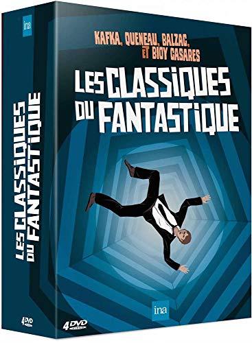 Coffret Les Classiques fantastiques 4 Films