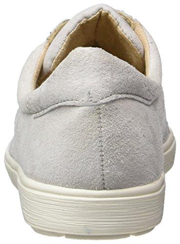 Caprice 23651, Sneakers Basses Femme Gris (Lt Grey Comb)