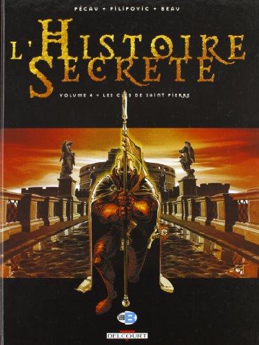 l-39-histoire-secrte-tome-4-les-cls-de-saint-pierre