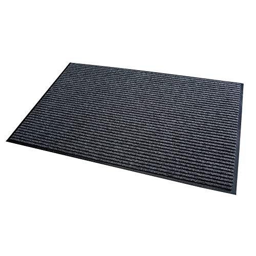 Acerto 30194 Alfombrilla gris 60x90cm * Extremadamente