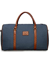 The Clownfish Tapestry Travel Duffle Luggage Weekender Bag