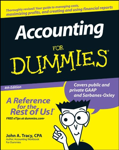 Accounting For Dummies (English Edition)