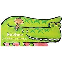 Boubou et Gorko le crocodile