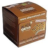 Löslicher entkoffeinierter Kaffee, Bio & Fairtrade, gefriergetrocknet, Schachtel mit 25 Portionsbeuteln