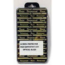 Mascot Protector de pantalla LCD de cristal óptico para Nikon D 3100
