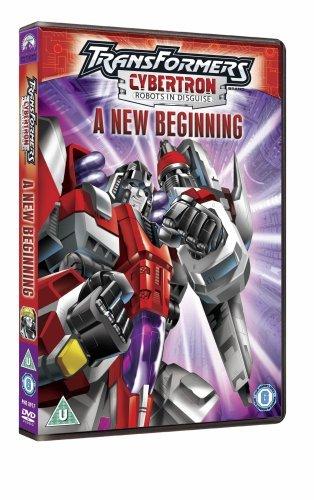 Transformers - Cybertron: a New Beginning [UK Import] (Dvd Transformers Cybertron)