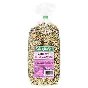 Seitenbacher Vollkorn Bircher Müsli, 1 kg