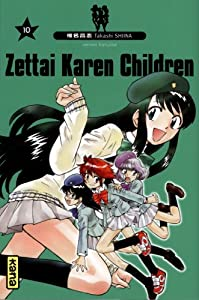 Zettai Karen Children Edition simple Tome 10